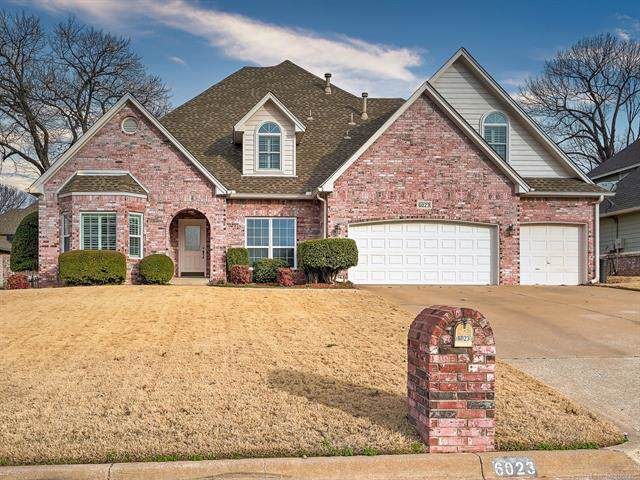 6023 E 112th Place, Tulsa, OK 74137 (MLS #2001957) :: Hopper Group at RE/MAX Results