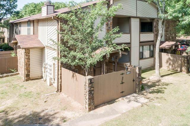 6386 S 80th East Avenue 28G, Tulsa, OK 74133 (MLS #2002686) :: 580 Realty