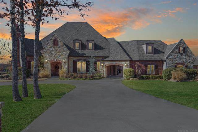 12266 Sunset View Drive, Sperry, OK 74073 (MLS #2002949) :: Hopper Group at RE/MAX Results