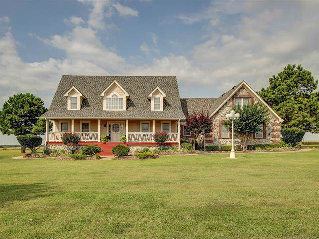 24383 Hwy 82, Park Hill, OK 74451 (MLS #2003949) :: Hopper Group at RE/MAX Results