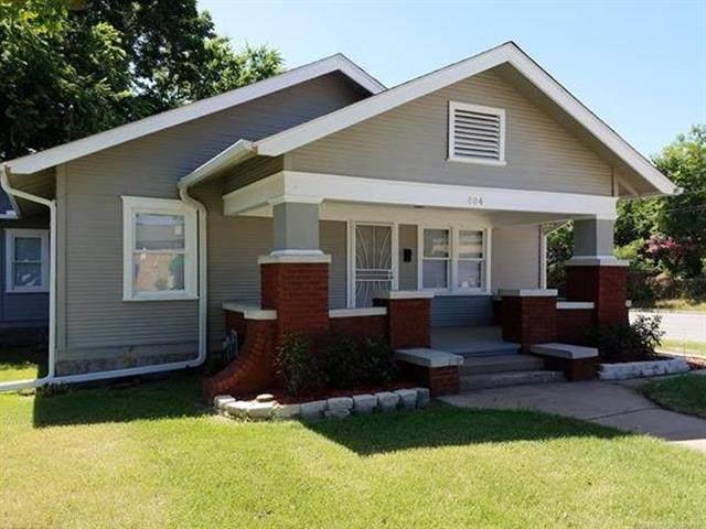 604 S Zunis Avenue, Tulsa, OK 74104 (MLS #2004033) :: 918HomeTeam - KW Realty Preferred
