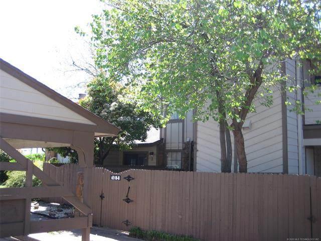 6518 S Memorial Drive 21B, Tulsa, OK 74133 (MLS #2004108) :: 580 Realty