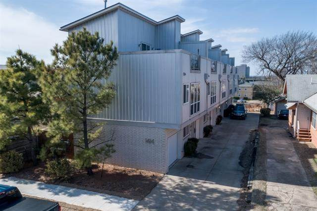1414 S Quincy Avenue B, Tulsa, OK 74120 (MLS #2004998) :: Hopper Group at RE/MAX Results