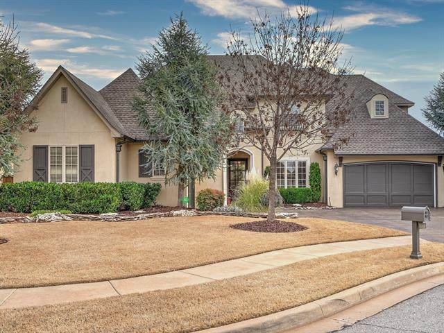 10855 S 94th East Place, Bixby, OK 74133 (MLS #2005380) :: Hopper Group at RE/MAX Results