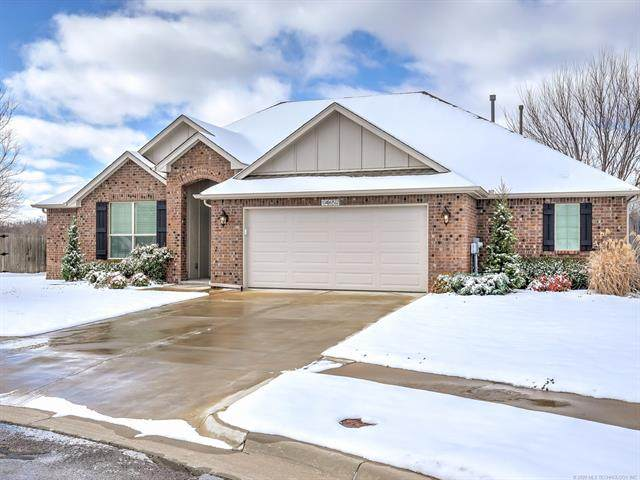 14652 S Toledo Avenue, Bixby, OK 74008 (MLS #2005631) :: Hopper Group at RE/MAX Results