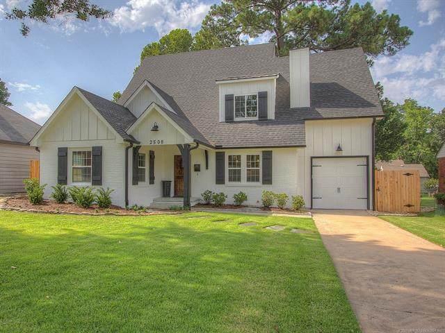 2508 E 16th Street, Tulsa, OK 74104 (MLS #2006278) :: Active Real Estate