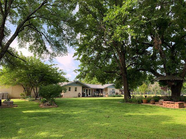 7364 Hideaway Path, Kingston, OK 73439 (MLS #2006294) :: Hopper Group at RE/MAX Results