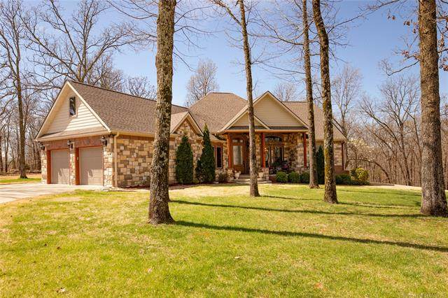 59701 E 317 Court, Grove, OK 74344 (MLS #2008804) :: Hopper Group at RE/MAX Results