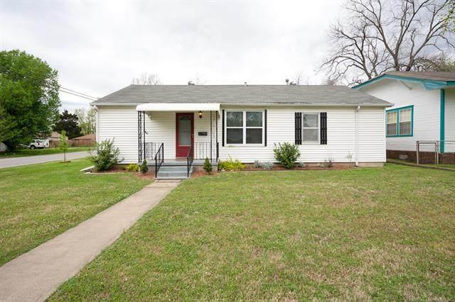 712 S Oklahoma Street East, Sapulpa, OK 74066 (MLS #2011281) :: RE/MAX T-town