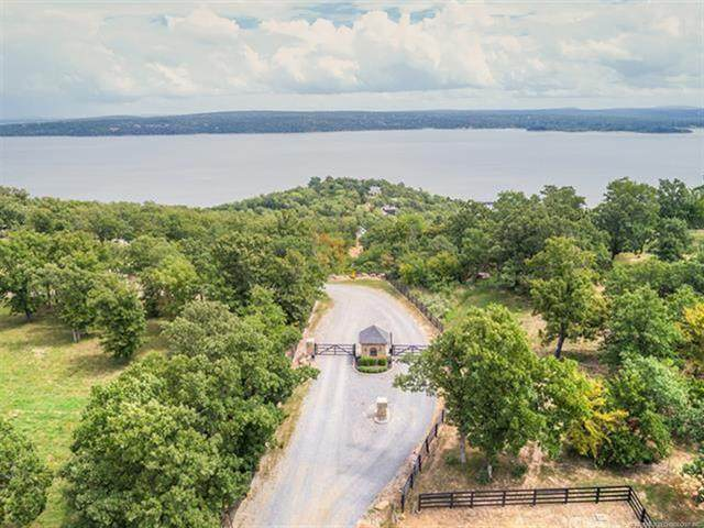 121 Stone Ridge Road, Eufaula, OK 74432 (MLS #2011505) :: RE/MAX T-town
