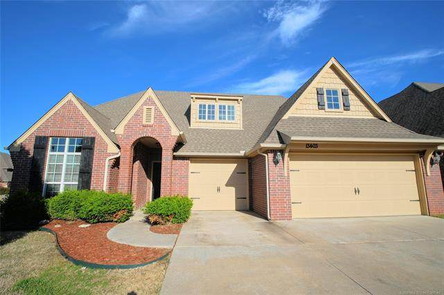 13403 S 20th Place, Bixby, OK 74008 (MLS #2011685) :: 918HomeTeam - KW Realty Preferred