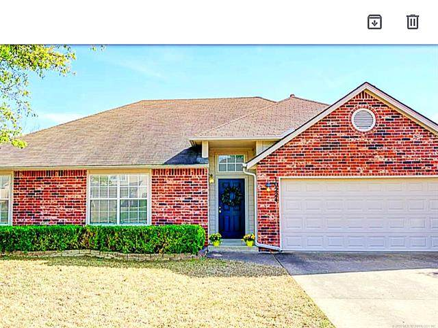 10224 E 116th Street S, Bixby, OK 74008 (MLS #2011761) :: 918HomeTeam - KW Realty Preferred
