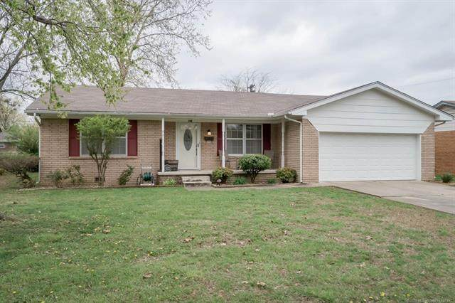 403 N Wortman Place, Claremore, OK 74017 (MLS #2012198) :: RE/MAX T-town