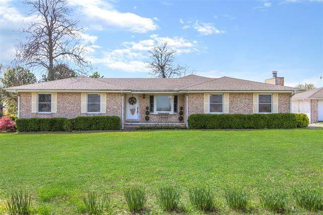 13301 S Hwy 169, Oologah, OK 74053 (MLS #2012319) :: Hopper Group at RE/MAX Results