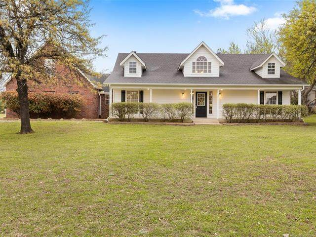 13018 E 183rd Place S, Bixby, OK 74008 (MLS #2012462) :: Hopper Group at RE/MAX Results