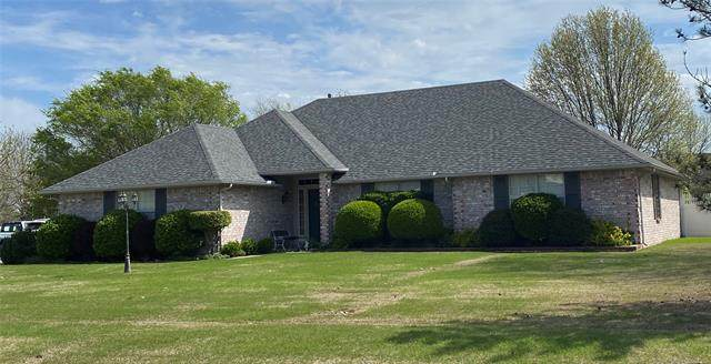 8415 N 159th East Court, Owasso, OK 74055 (MLS #2012472) :: RE/MAX T-town