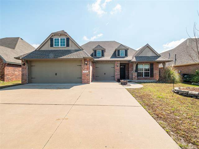 10707 S Nathan Street, Jenks, OK 74037 (MLS #2012560) :: Hopper Group at RE/MAX Results