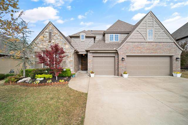 3111 S Laurel Place, Broken Arrow, OK 74012 (MLS #2012636) :: Hopper Group at RE/MAX Results