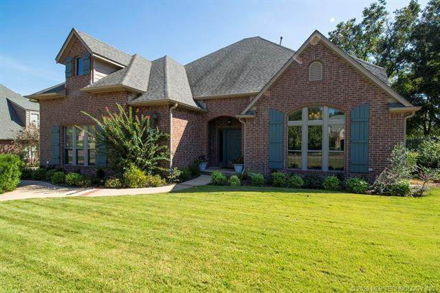 1606 E 122nd Court, Jenks, OK 74037 (MLS #2012855) :: Active Real Estate