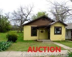 224 W Hobson Avenue, Sapulpa, OK 74066 (MLS #2012901) :: Hometown Home & Ranch