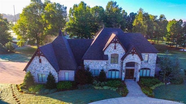 870 Cherry Springs Drive, Tahlequah, OK 74464 (MLS #2012957) :: Hopper Group at RE/MAX Results