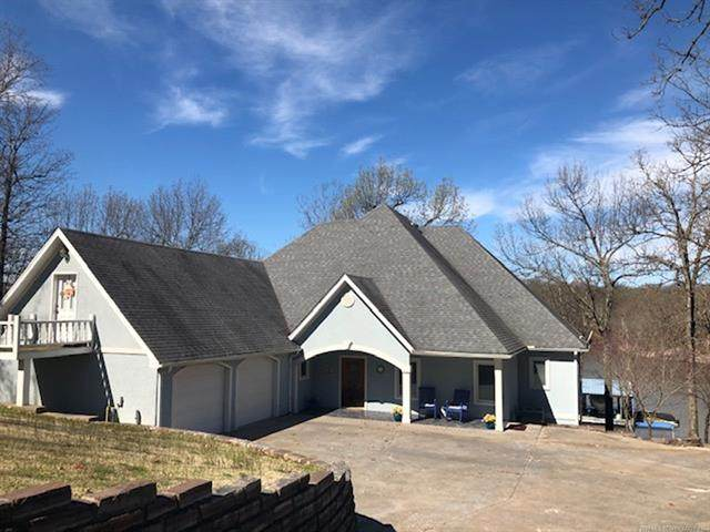 448983 Hickory Lane, Afton, OK 74331 (MLS #2013046) :: Active Real Estate
