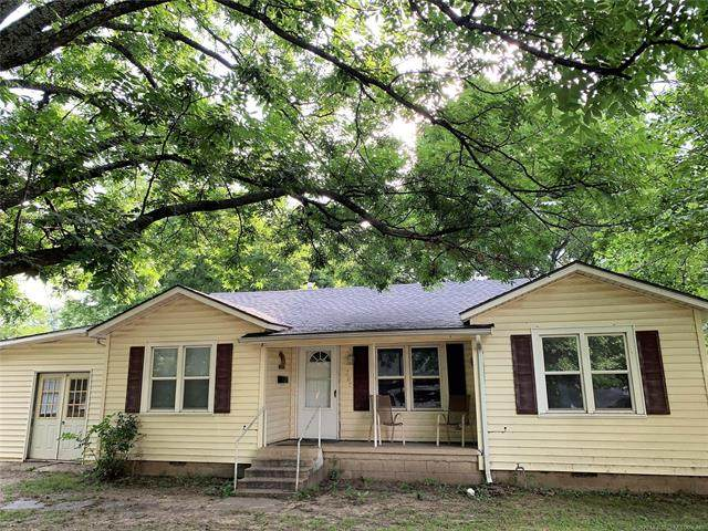 207 S Newell Street, Coalgate, OK 74538 (MLS #2013482) :: Hopper Group at RE/MAX Results