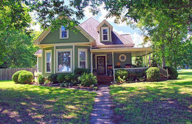 901 Vine Street, Chelsea, OK 74016 (MLS #2013487) :: Active Real Estate