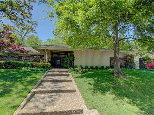 7236 S Gary Avenue #4, Tulsa, OK 74136 (MLS #2014210) :: Hopper Group at RE/MAX Results