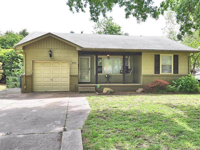 4921 S Norfolk Avenue, Tulsa, OK 74105 (MLS #2014393) :: Hopper Group at RE/MAX Results