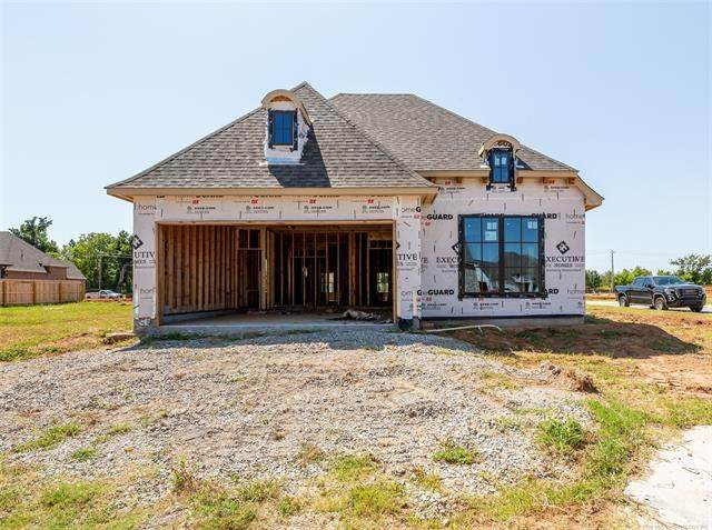 6302 E 127th Place S, Bixby, OK 74008 (MLS #2014407) :: Hometown Home & Ranch