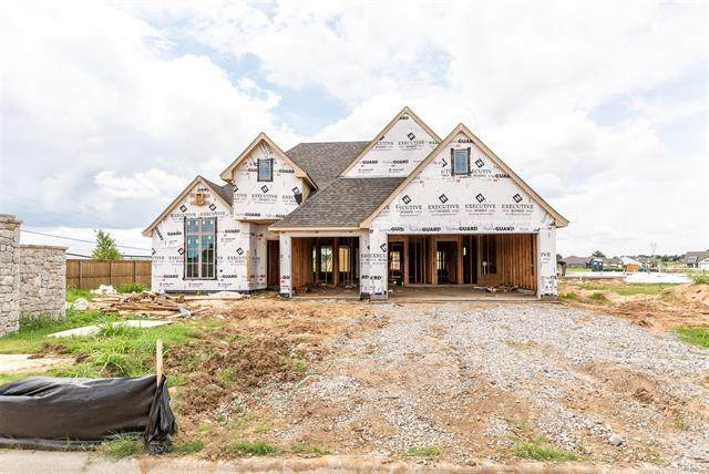 9504 E 132nd Street S, Bixby, OK 74008 (MLS #2014417) :: Hopper Group at RE/MAX Results