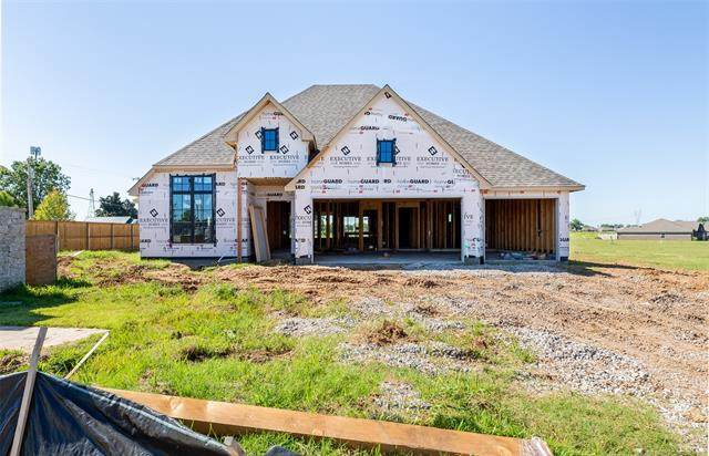 9504 E 133rd Street S, Bixby, OK 74008 (MLS #2014423) :: Hopper Group at RE/MAX Results