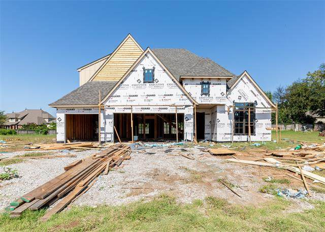 3703 E 115th Place S, Tulsa, OK 74137 (MLS #2014542) :: Hometown Home & Ranch