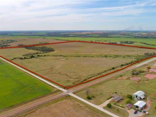 157 E 350 Road, Garber, OK 73738 (MLS #2014611) :: Hopper Group at RE/MAX Results