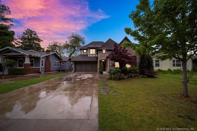 1408 E 35th Place, Tulsa, OK 74105 (MLS #2015050) :: 918HomeTeam - KW Realty Preferred