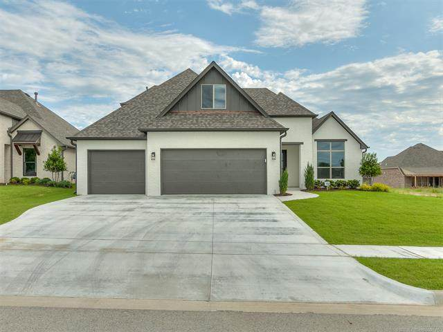 3811 W Tucson Place, Broken Arrow, OK 74011 (MLS #2015454) :: 918HomeTeam - KW Realty Preferred