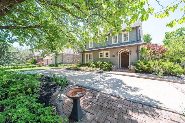 2102 E 25th Street, Tulsa, OK 74114 (MLS #2015654) :: Active Real Estate