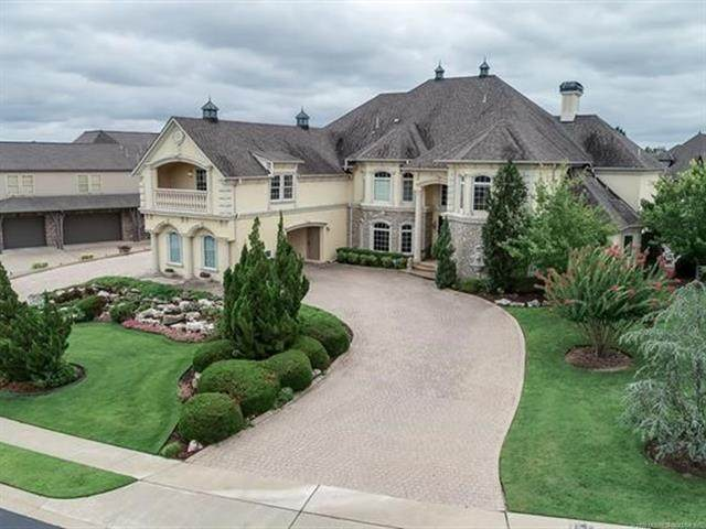 405 E Glendale Street, Broken Arrow, OK 74011 (MLS #2016004) :: Active Real Estate
