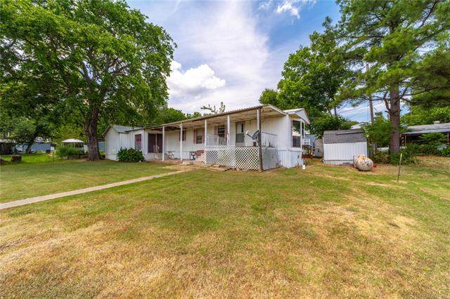 5551 Lakeview Circle, Mcalester, OK 74501 (MLS #2016153) :: Hometown Home & Ranch