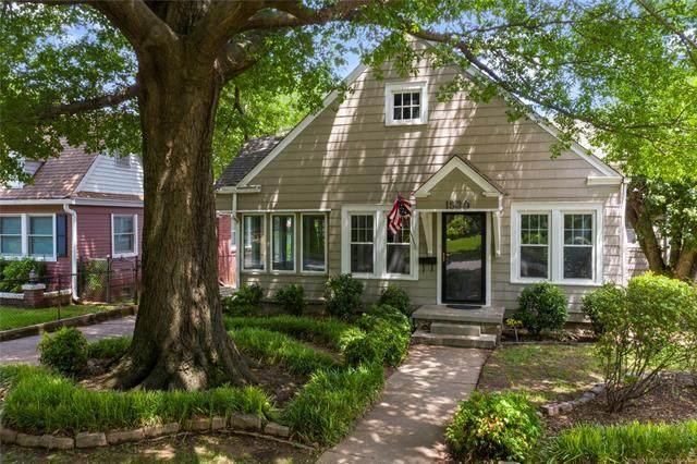 1539 S Gillette Avenue, Tulsa, OK 74104 (MLS #2016406) :: Hometown Home & Ranch