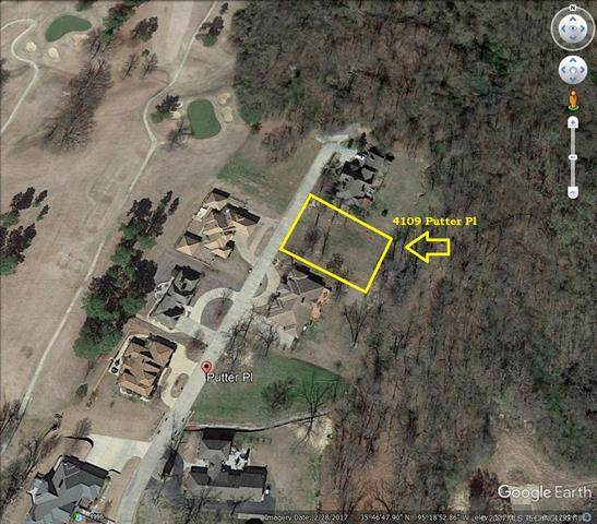 4109 Putter Place, Muskogee, OK 74403 (MLS #2016781) :: Active Real Estate