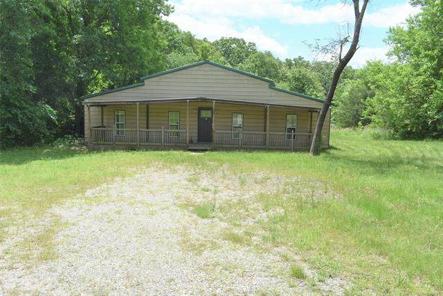 136 Pine Street, Mead, OK 73449 (MLS #2016990) :: Active Real Estate