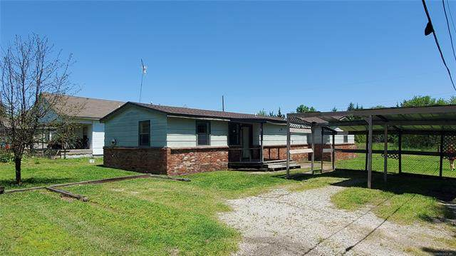 201 N Garrison Avenue, Sperry, OK 74073 (MLS #2017374) :: Hopper Group at RE/MAX Results