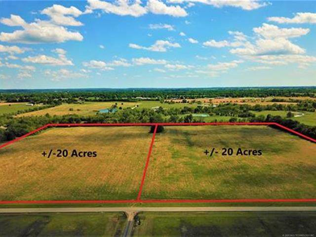 40 E 240 Road, Vinita, OK 74301 (MLS #2017461) :: Hometown Home & Ranch