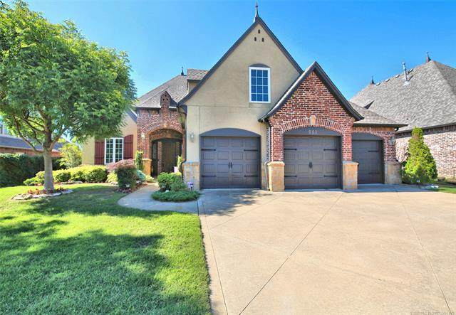 662 W 78th Street, Tulsa, OK 74132 (MLS #2017544) :: 918HomeTeam - KW Realty Preferred