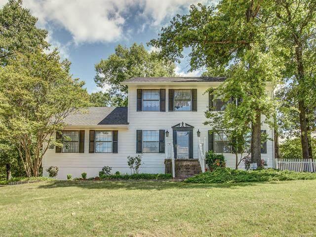 1009 Kaufman Avenue, Tahlequah, OK 74464 (MLS #2018010) :: Hometown Home & Ranch