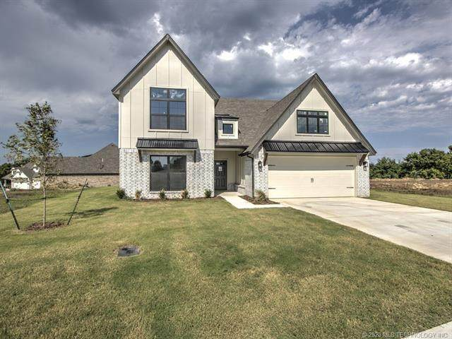 11917 N 131st East Avenue, Owasso, OK 74055 (MLS #2018283) :: Active Real Estate