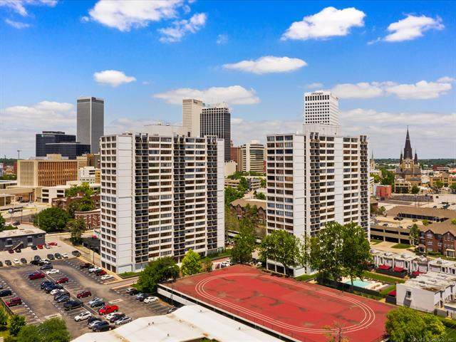 450 W 7th Street #708, Tulsa, OK 74119 (MLS #2018289) :: Hopper Group at RE/MAX Results