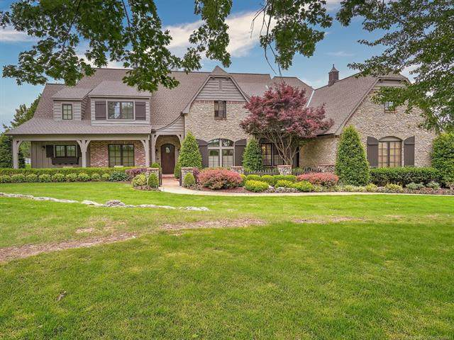 13122 S Yorktown Avenue, Bixby, OK 74008 (MLS #2018406) :: Active Real Estate